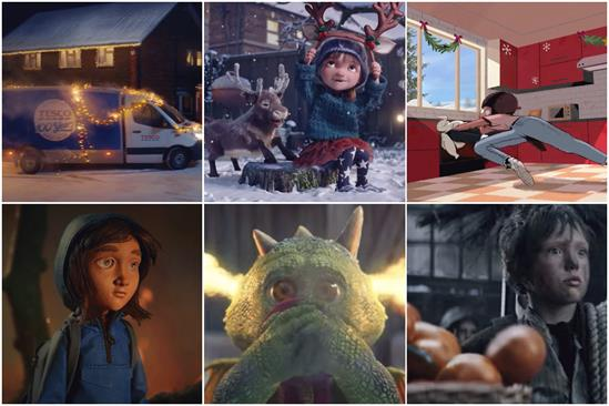 Excitable Edgar: Adland reviews last week's Christmas ads