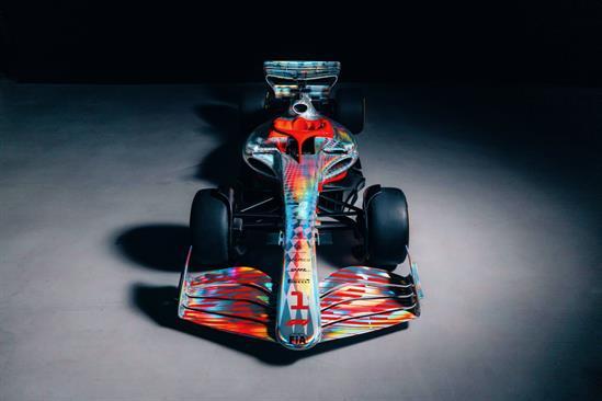 F1: the 2022 car design