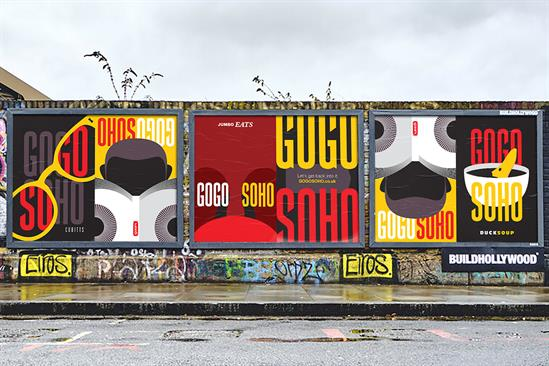 M&C Saatchi creates campaign to support Soho's independent businesses