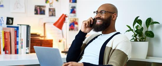 Most staff continue to work from home, but are increasingly returning to the office at least once a week. Getty Images