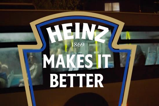 Heinz: launching first 'masterbrand' drive in 10 years