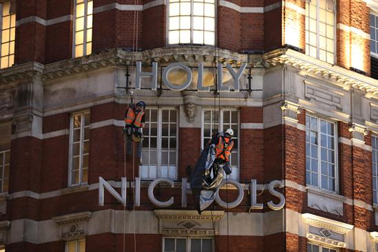 Harvey Nichols: brand appointed TBWA\London in 2018