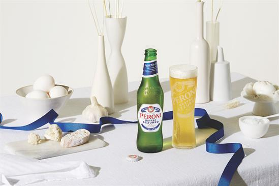 House of Peroni launches across Europe with scented experience