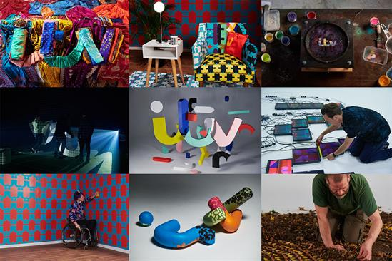 ITV asks British artists to design new idents for every week of 2019