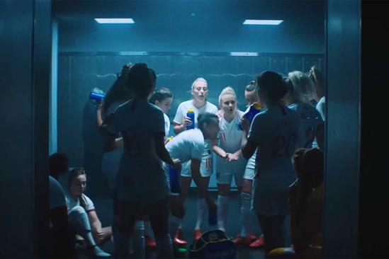 Lucozade awards creative account to A&E/DDB