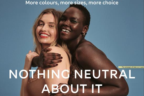 M&S: 'Nothing neutral about it' rolls out in stores today