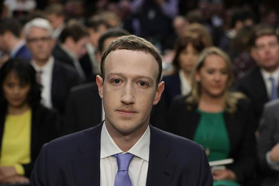 Zuckerberg: the company will make 'significant changes' to Instagram and Facebook in the next year (GettyImages)
