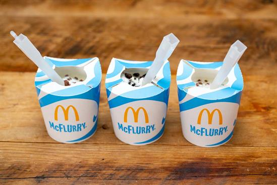 McDonald's to reduce plastic use by almost 500 tonnes in packaging revamp