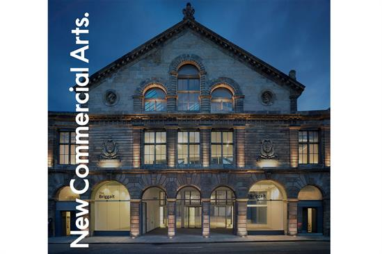 New Commercial Arts opens Glasgow office with focus on customer experience