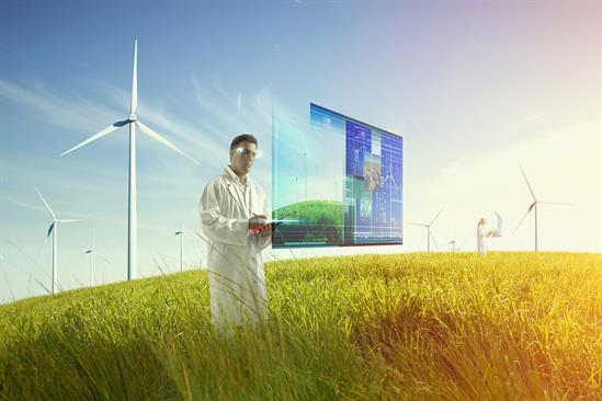 Dentsu International has switched to renewable sources to reduce its carbon footprint (Getty Images)