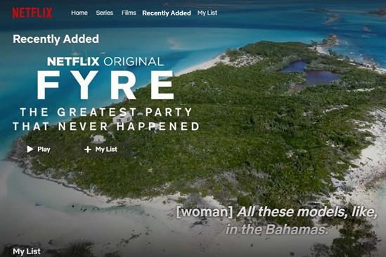Netflix ends discounter dominance of YouGov BrandIndex Buzz Rankings