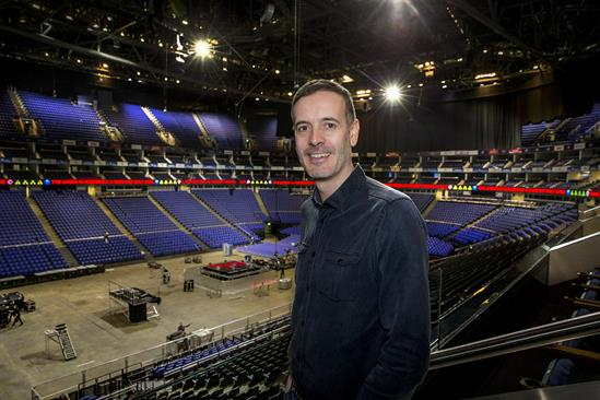 Meet The O2's chief experience creator