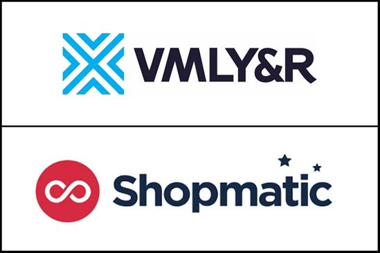 Commerce combination: VMLY&R and Shopmatic