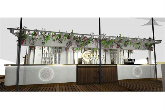 San Miguel to launch bar experience at Somerset House Terrace