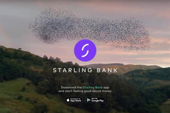Starling Bank: first-ever TV ad features bank's namesake
