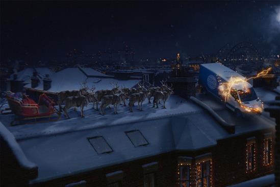 Tesco delivery driver takes nostalgic trip through Christmases past