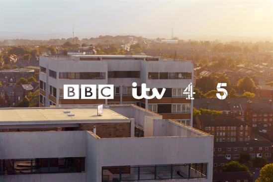 BBC, ITV, Channel 4 and Channel 5 unite to champion power of British TV