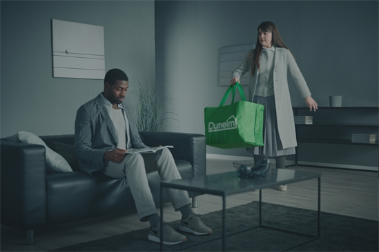 Dunelm: 'Dun your way' will be further amplified by a Christmas activation