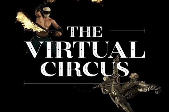 Harvey Nichols stages immersive circus show
