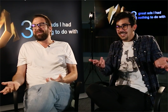 3 great ads I had nothing to do with #46: Caio Giannella and Diego de Oliveira on Folha de São Paulo, IKEA and Xbox