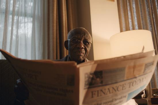Cadbury celebrates older people by finding out fun stories from their past