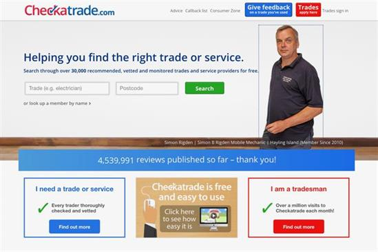 Checkatrade picks Goodstuff for media ahead of 'significant' marketing push