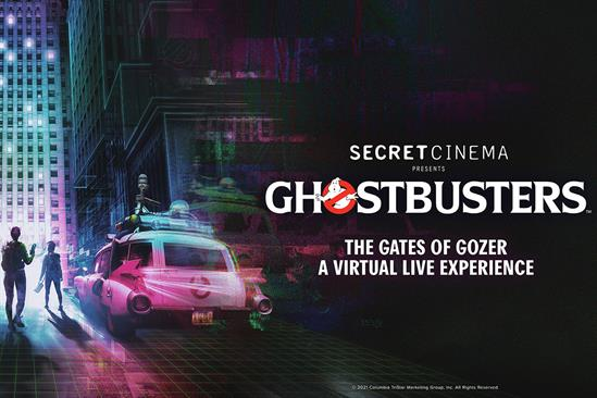 Secret Cinema: experience available in the UK and US