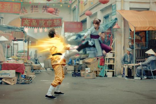 World of Tanks ad shows kids 'owning' adult gamers with punches and bombs