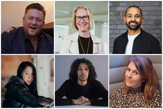 Movers and Shakers: New Commercial Arts, BHF, R/GA, Grey, UM, Free Turn