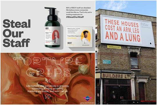 Cannes Lions: Three UK Grands Prix in health, including double for AMV BBDO
