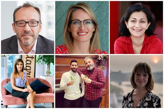 Movers and Shakers: R/GA, Publicis.Poke, MullenLowe, Spark Foundry, LadBible