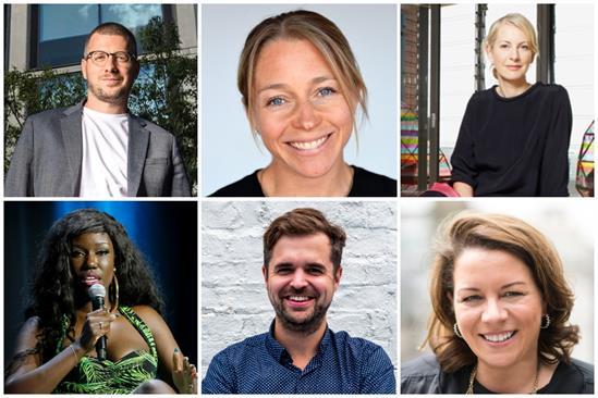 Movers and Shakers: Saatchi & Saatchi, Netflix, Croud, Guardian, Bulb