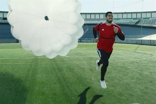 "Adidas Football ""Watch me create"" by Iris"