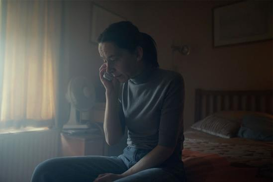 """Alzheimer's Society """"Cure the care system"""" by Engine Creative"""