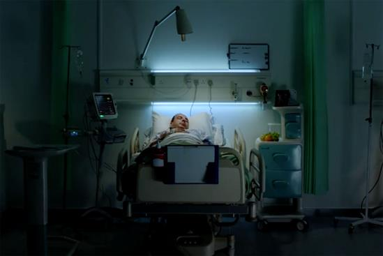 "BBC ""NHS at 70"" by BBC Creative"