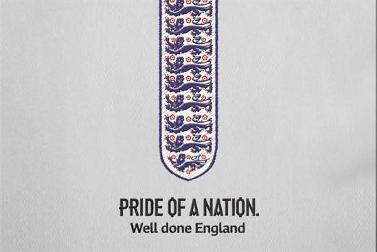 """BBC """"Pride of a nation"""" by BBC Creative"""