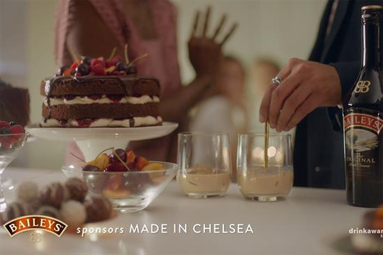 """Baileys """"Baileys does Made in Chelsea"""" by Mother"""