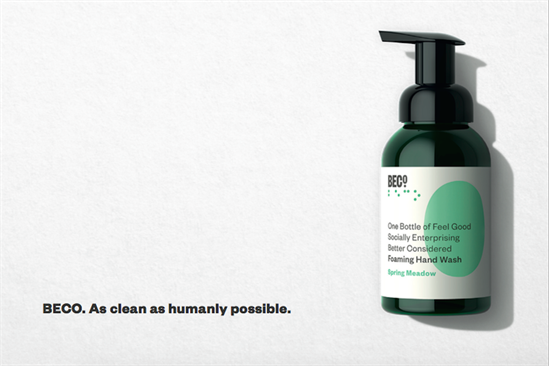 "BECO ""As clean as humanly possible"" by TBWA\London"