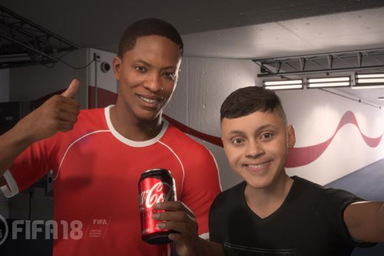 "Coca-Cola ""Fifa World Cup 2018"" by Mercado McCann"