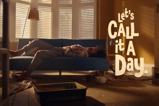 """John Lewis & Partners """"Anyday"""" by Adam & Eve/DDB"""
