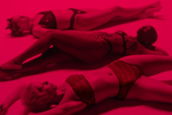 "CoppaFeel! and Boohoo ""Life saving lingerie"" by AMV BBDO"