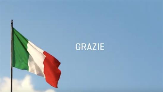 """Barilla """"Grazie"""" by Publicis Italia"""