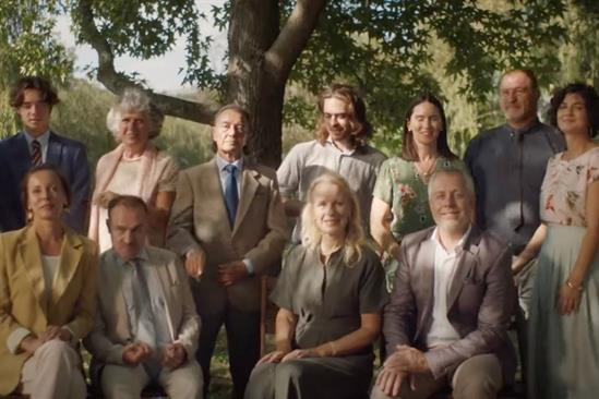 "Thatchers Cider ""Family"" by McCann Bristol"