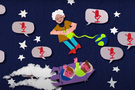 """Kellogg's """"Perfect back to school"""" by K1 (Publicis Groupe)"""