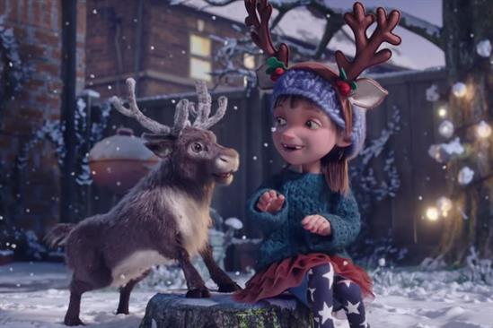 "McDonald's ""Archie the reindeer"" by Leo Burnett"
