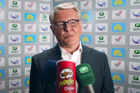 "Pringles ""Keeping football fun"" by Grey London"