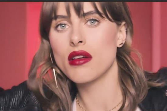 "Rimmel London ""One swipe to bold"" by BETC London"