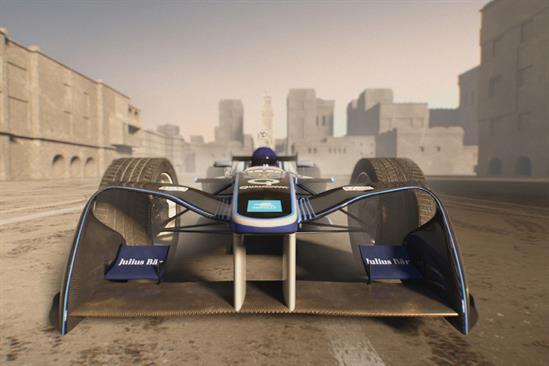 "Formula E ""Marrakesh ePrix"" by Iris"