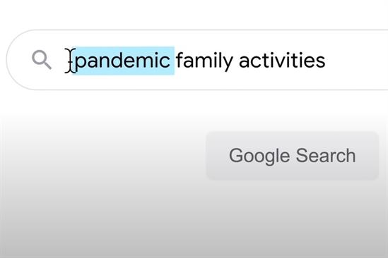 Google vaccine ad is a hopeful look at post-pandemic life