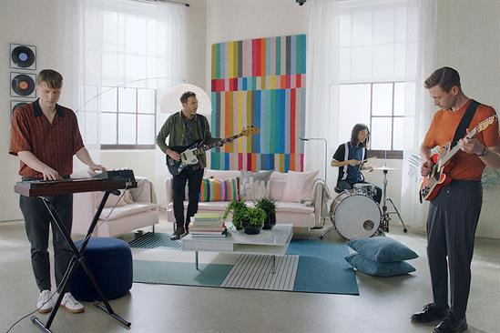 """Ikea x Teleman """"Repeater"""" by Mother"""